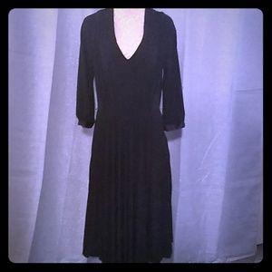 BCBG paris black dress